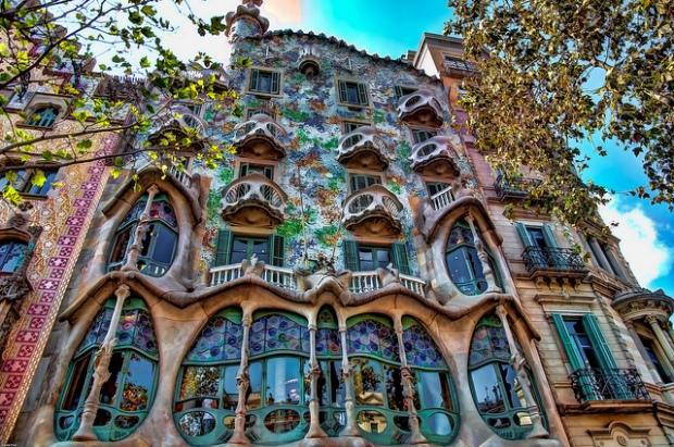 Casa lui Gaudi