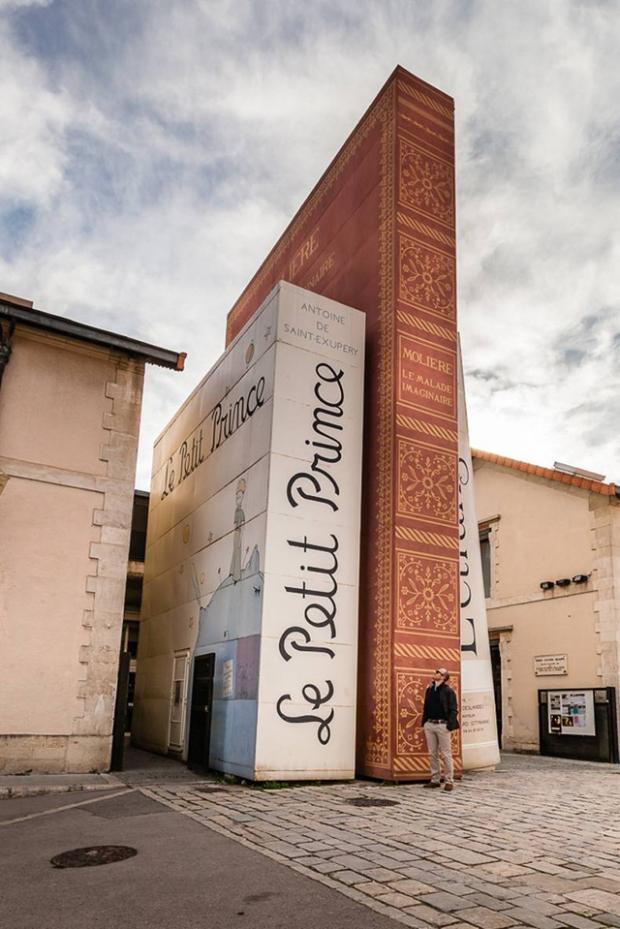 Libraria din Provence